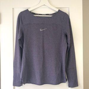 Nike Aeroreact Long Sleeve Running Shirt